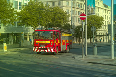 WHERE IS THE FIRE [FIRE ENGINE ON O'CONNELL STREET]-161716