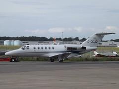 G-OCJZ Cessna Citation CJ2 (Centerline Jet Charter Ltd)