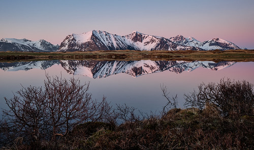 Night shot, Norway