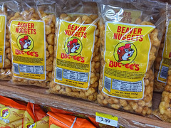 Beaver Nuggets at Buc-ee's, 28 Dec 2019