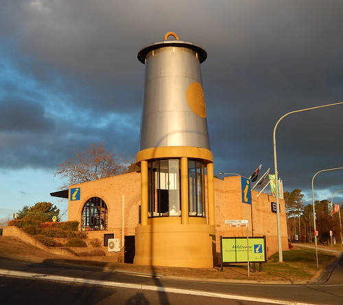 Lithgow Visitors Centre, Lithgow, Sydney, NSW.
