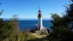 Sooke Point Lighthouse, Vancouver Island