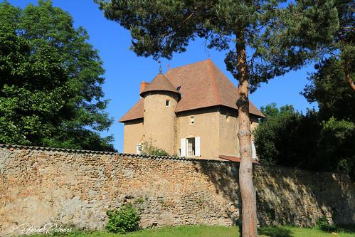 42 Pouilly-ss-Charlieu - Tigny Château XVI