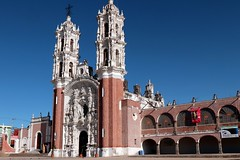 Basilica of Our Lady of Ocotlan