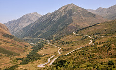 Crossing the Pyrenees