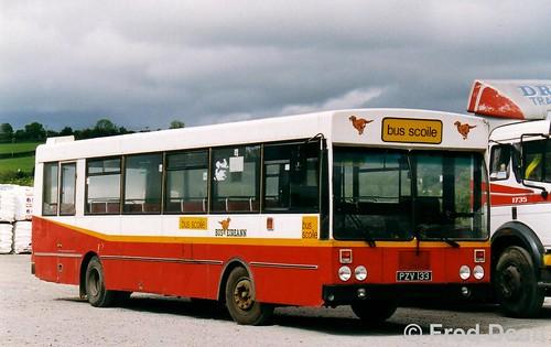 Bus Eireann KS133 (PZV133).