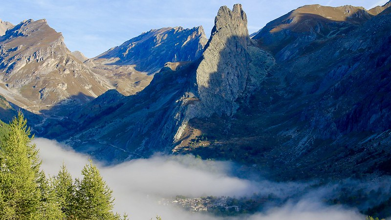 Valle Maira, vielseitiges Kleinod im Piemont für Bergsteiger, Bergwanderer und Biker.