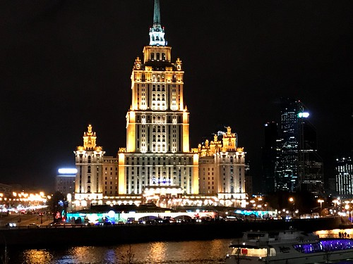Night in Moscow