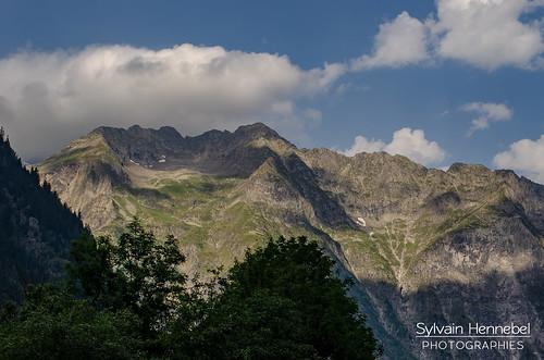 Montagnes des Écrins