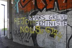 8 Mars Grève Féministe @ Épagny Metz-Tessy