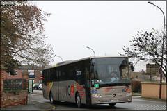 Mercedes-Benz Intouro – SPL D'un Point À l'Autre / liO (Lignes Intermodales d'Occitanie) n°143
