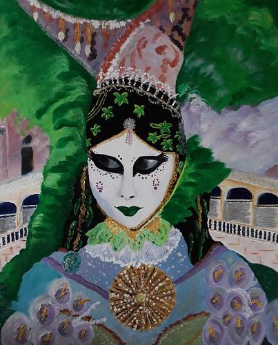 Carnaval in Venice 4