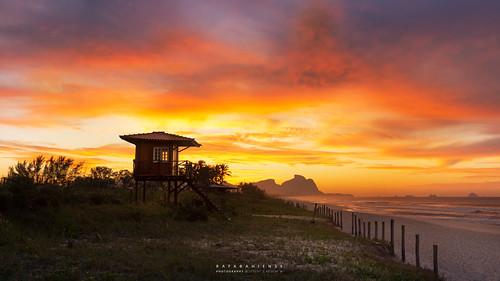 Here's to a brand new day @Reserva Beach, Rio de Janeiro, Brazil