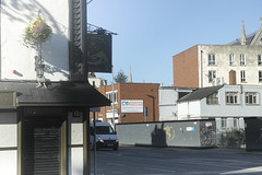 THE KINGS INN [A PUB AT THE CORNER OF BOLTON STREET AND HENRIETTA STREET]-161732