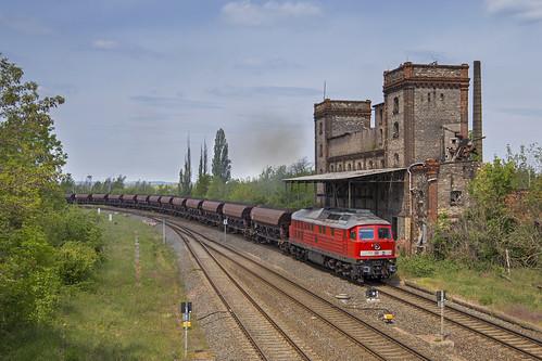 DB Cargo 232 117, Könnern (D)