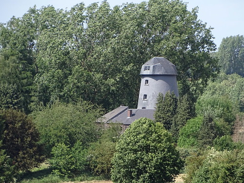 Le moulin Saint-Pierre