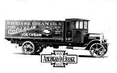 1922 American-LaFrance Ice Cream Truck