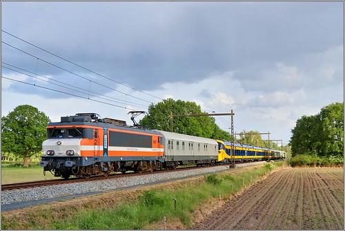 NS RXP 9901 + ICNG 3108 - Diepenveen - 23/05/2020