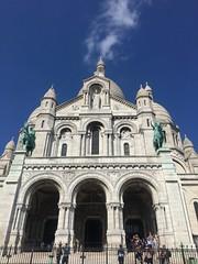Basílica de Sacré-Coeur. París (Francia).
