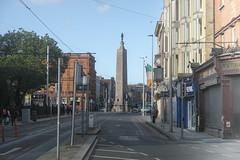 VIEWS OF THE CHARLES STEWART PARNELL MONUMENT [UPPER O'CONNELL STREET DUBLIN]-161743