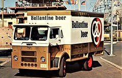 1966 White 1500 Compact Beer Truck