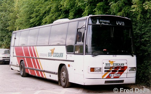 Bus Eireann PL123 (91D37659).