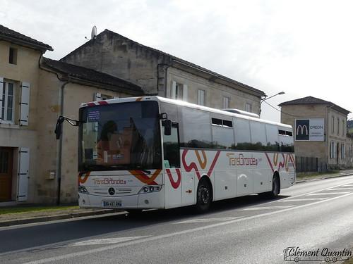 MERCEDES-BENZ Intouro ME - 9153 - Citram Aquitaine