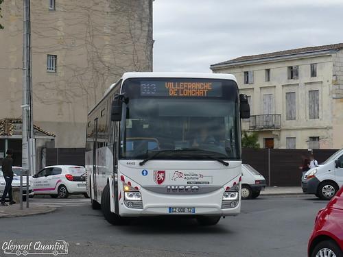 IVECO Crossway Pop - 4445 - Prévost SA