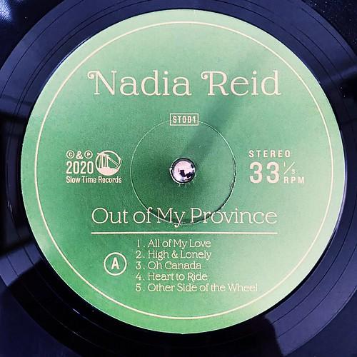 Nadia Reid. NZ Music Month