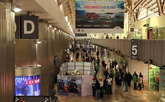 MEX : Mexico City International Airport