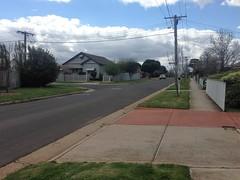 Suburban street, Werribee