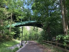 Connecticut Avenue NW bridge over Klingle Valley Trail, Washington, D.C.