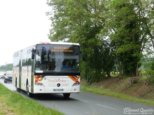 MERCEDES-BENZ Intouro E - 9131 - Citram Aquitaine