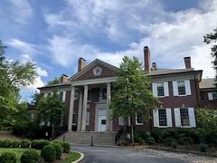 Mansion at Tregaron Conservancy, Woodley Park, Washington, D.C.
