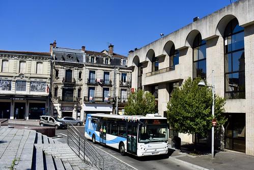 Mont-de-Marsan - Irisbus Citelis 12 - 18/05/20