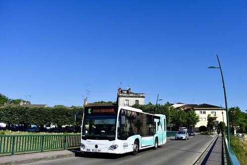 Mont-de-Marsan - Mercedes-Benz Citaro C2K - 18/05/20