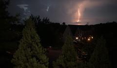 I'll be thunder You'll be lightning