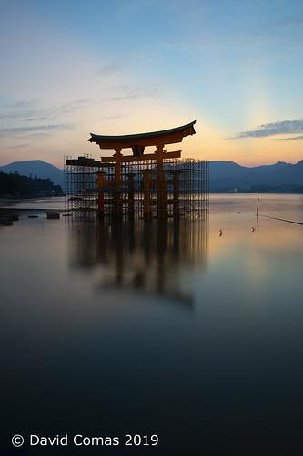 Miyajima - Itsukushima Shrine