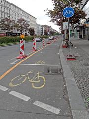 Pop-Up-Radweg