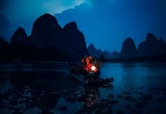 Li River Fisherman