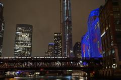Wells Street Bridge, Chicago