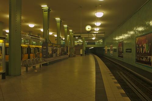 2018-08-09 DE Berlin-Mitte, U5 Alexanderplatz
