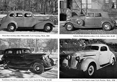 American Cars of 1935