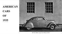 American Cars of 1935
