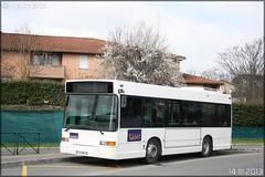 Heuliez Bus GX 117 – Véolia Transport Midi-Pyrénées (Transdev) n°112 / Tisséo n°7009