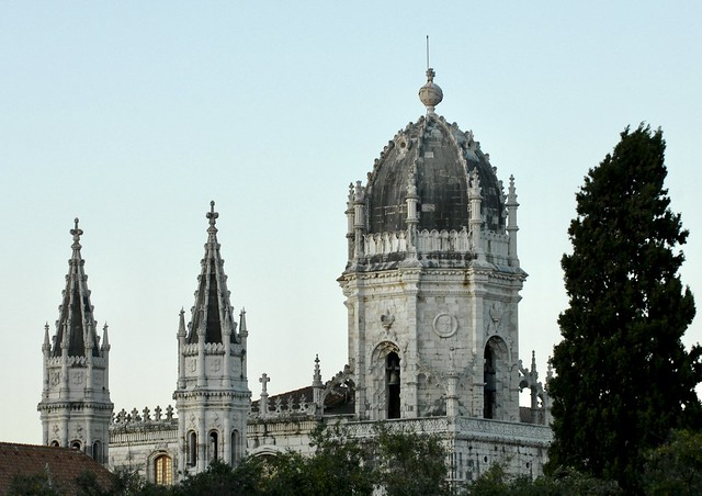 Photo:Mosteiro dos Jerónimos By pedrosimoes7