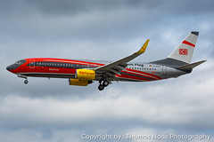TUIfly, D-ATUC : DB Air Two - DB Regio