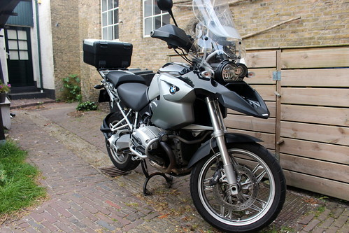 2005 BMW R 1200 GS motorcycle