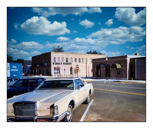 Newcastle, Wyoming, USA - 1990.