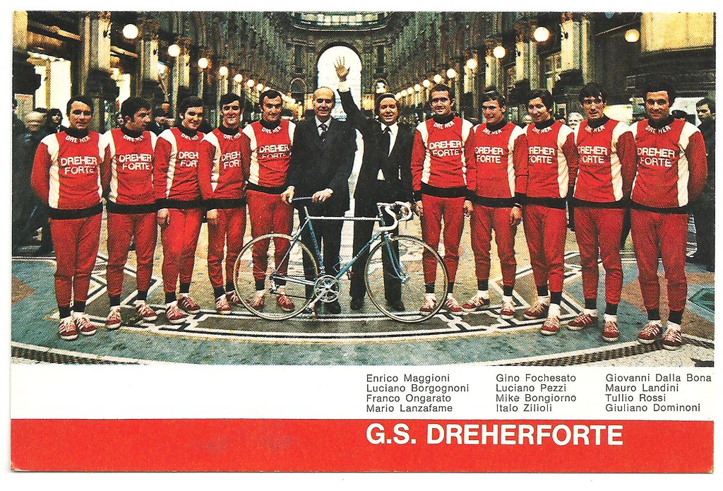 Squadra Dreher 1973